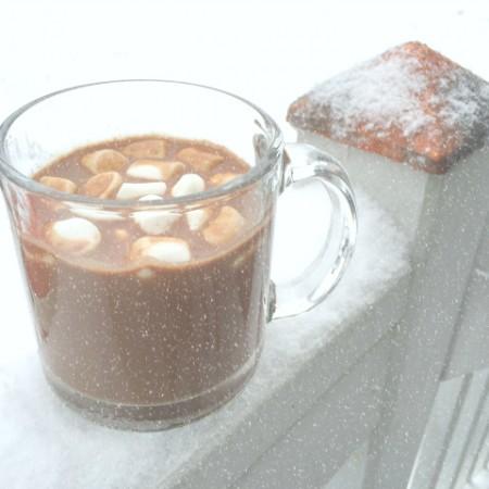 Coconut Curry Hot Cocoa (dairy-free, gluten-free, vegan, paleo) | In Johnna's Kitchen