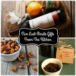 Five Last-Minute Gifts From The Kitchen | In Johnna's Kitchen