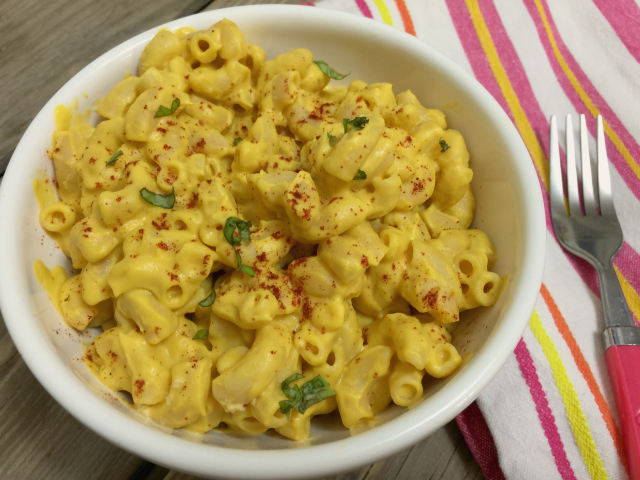Johnna's Best Mac & Cheese (gluten-free, dairy-free, vegan, low carb, grain-free)