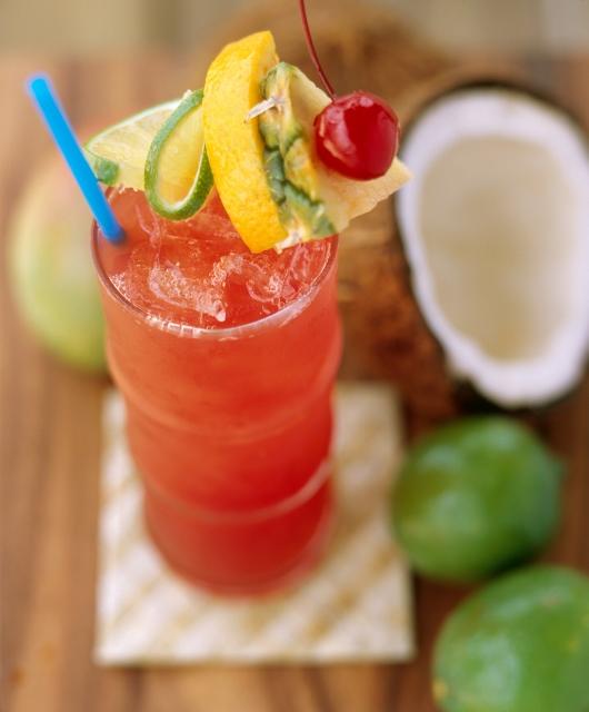 Lulu's Rum Punch