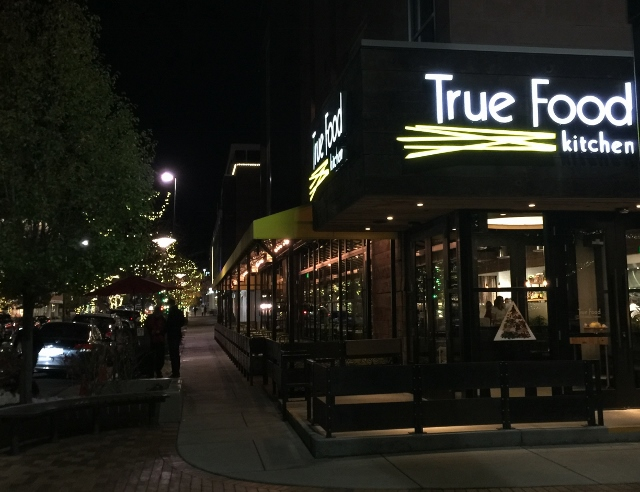 True Food Kitchen Denver gluten-free | In Johnna's Kitchen