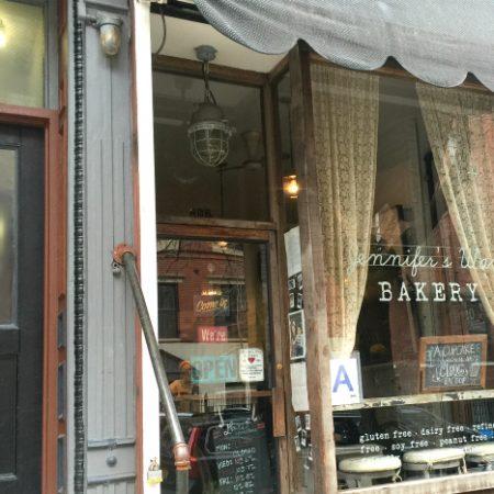 Jennifer's Way Bakery, Gluten-Free in NYC | In Johnna's Kitchen