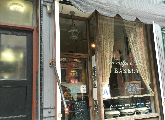 Jennifer's Way Bakery, Gluten-Free in NYC | In Johnna's Kitchen