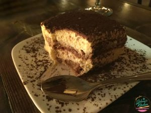 Gluten-Free Tiramisu, Senza Gluten, NYC | In Johnna's Kitchen