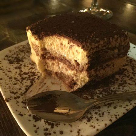 Gluten-Free Tiramisu, Senza Gluten, NYC | In Johnna's Kitchen