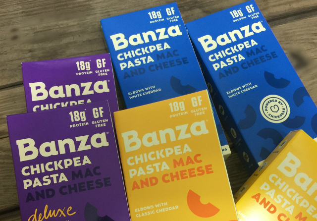 Instant Pot Banza Mac & Cheese