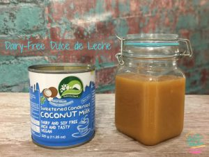 Dairy-Free Dulce de Leche, Only One Ingredient!