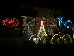 Kansas City Christmas Lights Drive | In Johnna's Kitchen