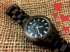 Love Is Timeless: A Jord Wood Watch for my Favorite Fella