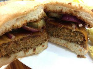vegetarian gluten-free summer BBQ   In Johnna's Kitchen