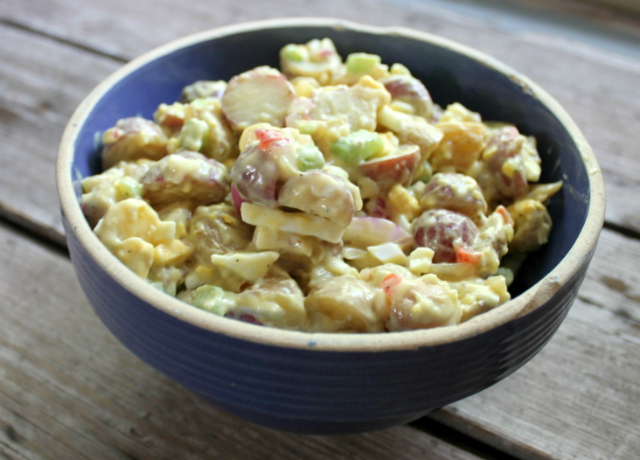 potato salad | In Johnna's Kitchen