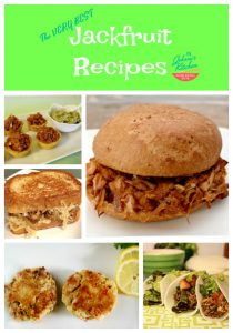 The Very Best Jackfruit Recipes, BBQ and Beyond!