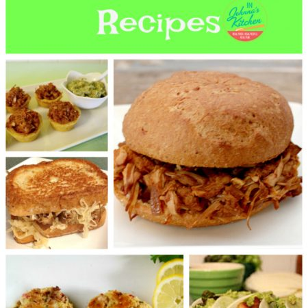The Very Best Jackfruit Recipes | In Johnna's Kitchen