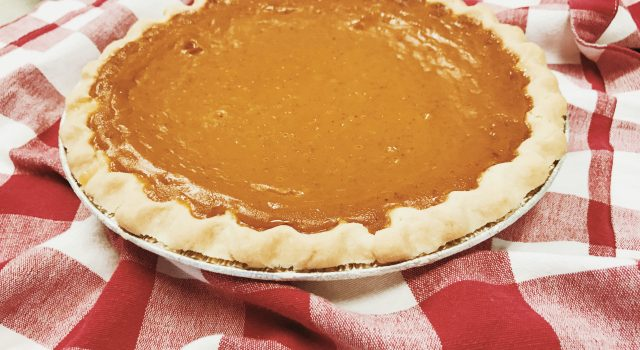Gluten-Free Pumpkin Pie in Kansas City!