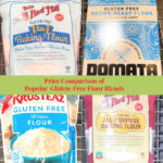 Price Comparison of Popular Gluten-Free Flour Blends