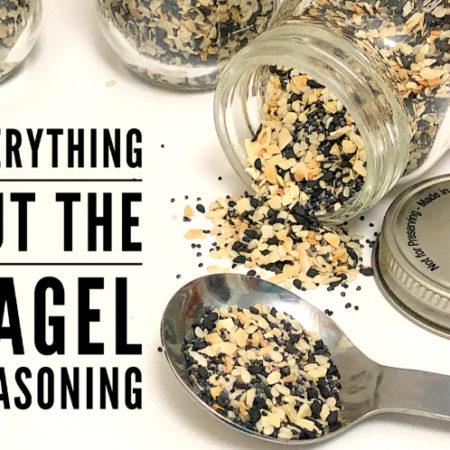 Everything But The Bagel Seasoning Recipe | In Johnna's Kitchen