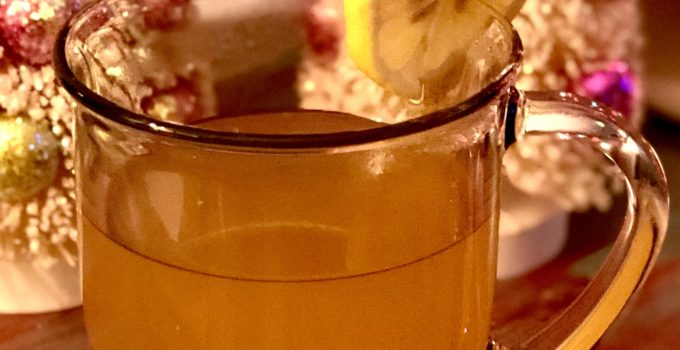Boozy Advent 19: Bourbon Hot Toddy
