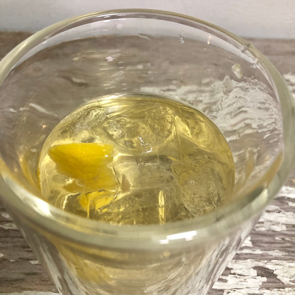 Boozy Advent Scotch and Soda | In Johnna's Kitchen