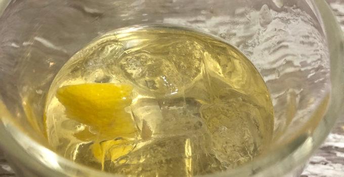 Boozy Advent 7: Scotch and Soda