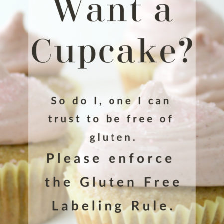 Gluten Free Labeling Rule Postcards