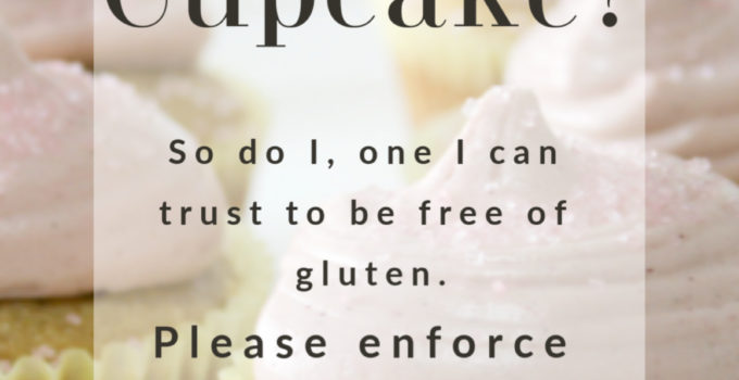 Gluten Free Labeling Rule Postcard Party, February 24th!