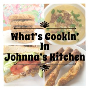 What's Cookin' In Johnna's Kitchen #1