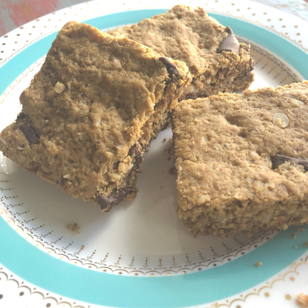 Celiac in the City Monster Bars