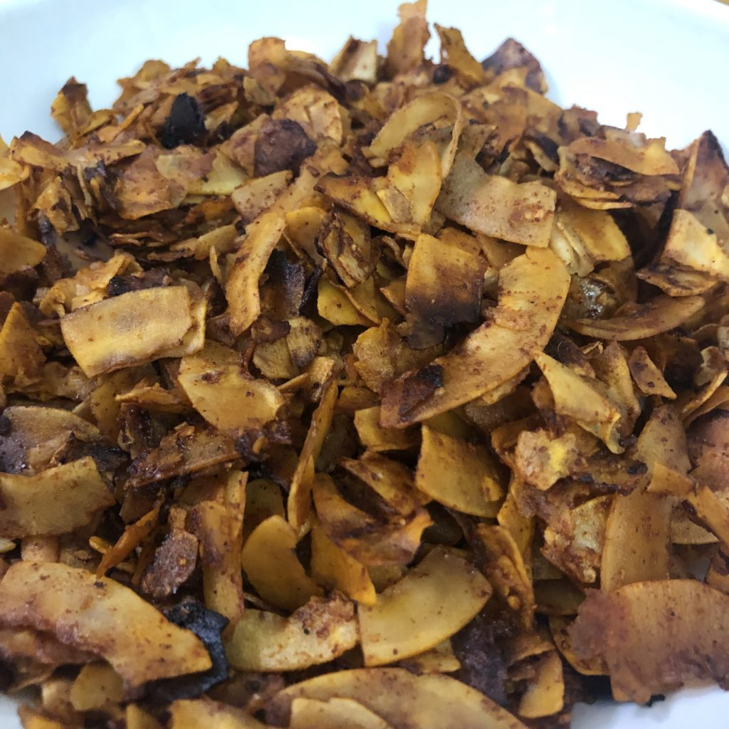 Coconut Bacon | In Johnna's Kitchen