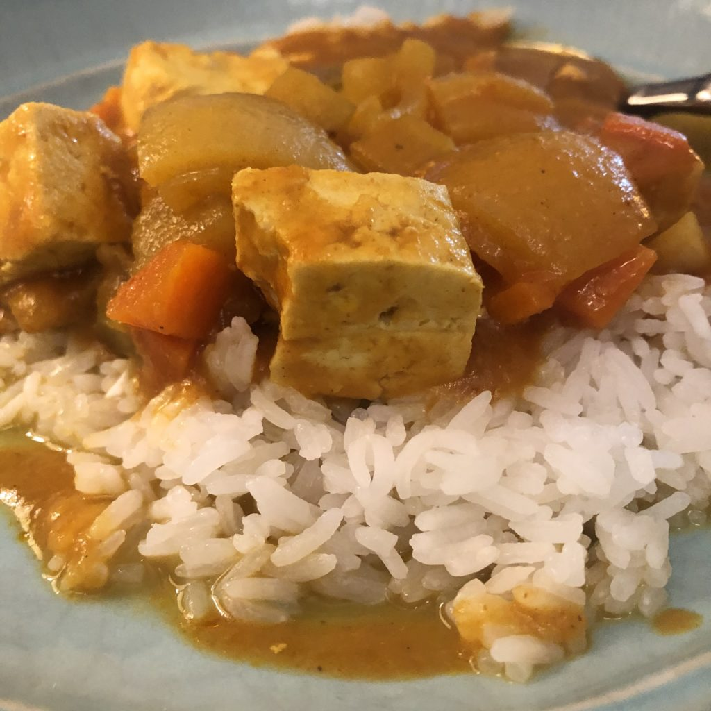 Curry in a Hurry | In Johnna's Kitchen