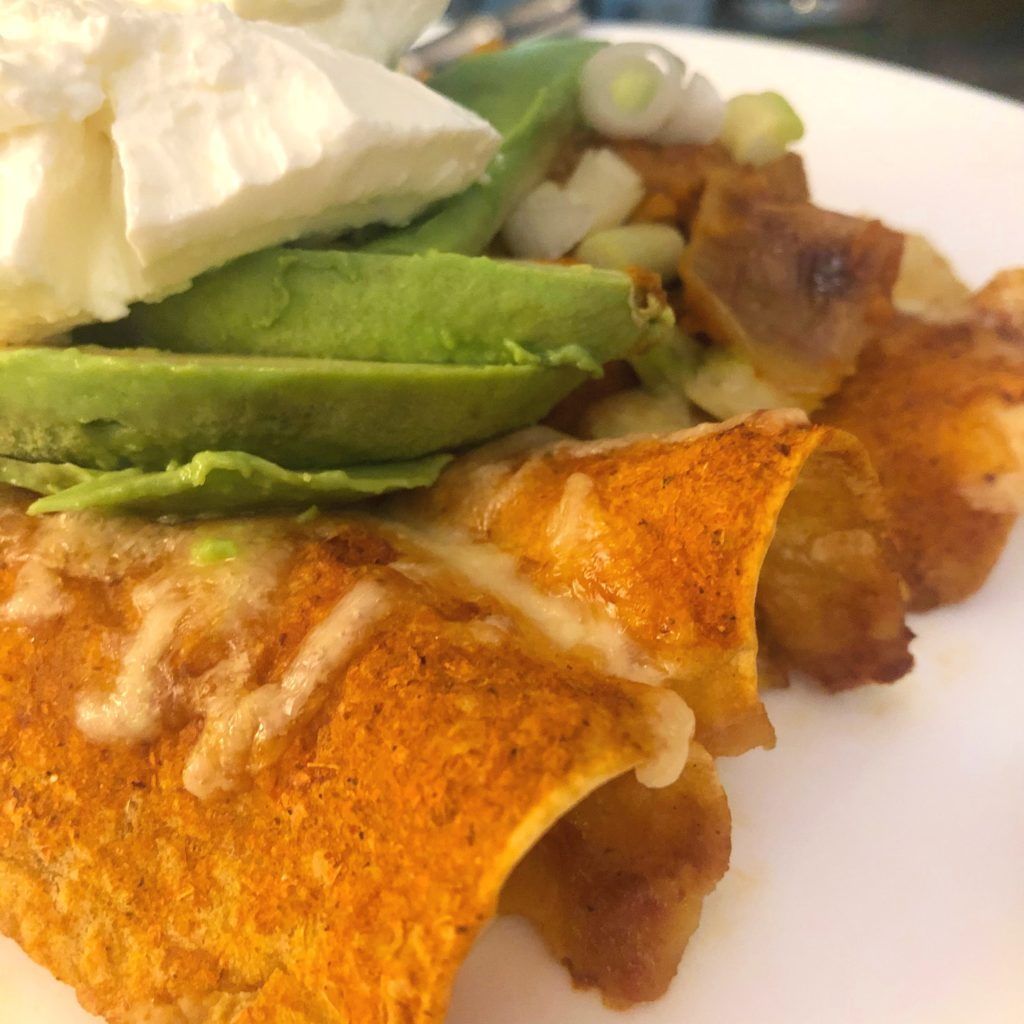 Gluten-Free Enchiladas | In Johnna's Kitchen